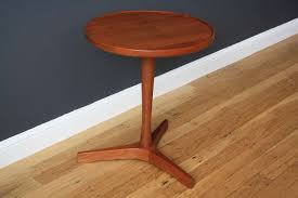 Teak Side Table Teak Side Table Round House Plans Ideas