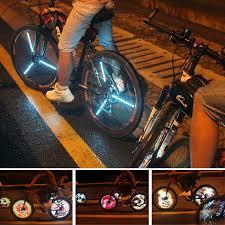 Monkey Bike Lights Programmable Bicycle Bike Light Monkey Light Colorful Bike Led