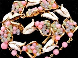 Antiqued Pink And Fuschia Beaded The 13 Best Images About Jewellery On Pinterest Wedding Jewelry