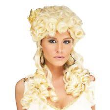Goddess Halloween Costume Fun Halloween Aphrodite Greek Goddess Wig Blonde Size Ebay