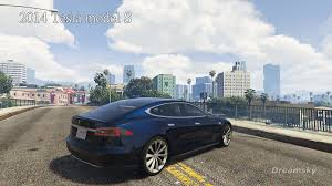 tesla model s 2014 tesla model s gta5 mods com