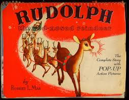 reactionary materialistic rudolph red nosed