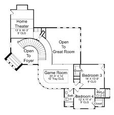 4 bedroom open floor plan 1 story house and 3 bath 3 garage zeusko
