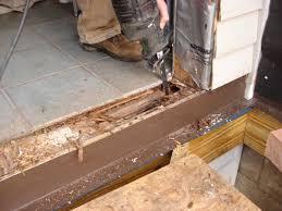 Exterior Door Seals Thresholds by Don U0027t Let This Happen To You Greenbuildingadvisor Com