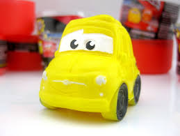 cars characters yellow dan the pixar fan cars 3 mash ems collection review