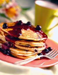 blueberry pancakes u s highbush blueberry council