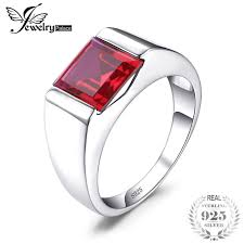 ruby bands rings images Jewelrypalace classics 3 4ct pigeon blood ruby ring for men solid jpg