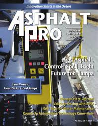 asphalt pro february 2011 by business times company issuu