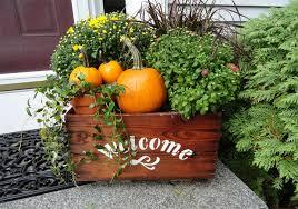 creative gardens u2013 fall self watering planter u2013 flowerups