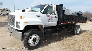 1996 chevrolet kodiak dump truck item at9597 sold march