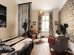 how to decorate a one bedroom apartment classy decoration one