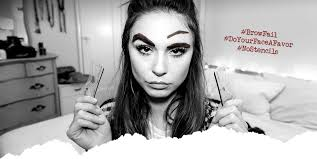 How To Change Your Eyebrow Shape The Browgal Tonya Crooks La U0027s Most Coveted Brows