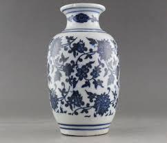Chinese Antique Vases Markings Blue Antique Chinese Vases Ebay