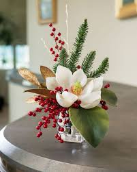 Silk Flowers Arrangements - best 25 christmas floral arrangements ideas on pinterest