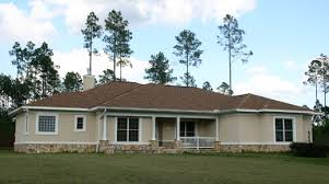 exterior home design one story lake city florida architects house plans home designs home