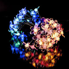 Fairy Lights Outdoor by Solar Led Fairy Lights Picture More Detailed Picture About Muti