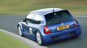 renault clio classified of the week renault clio v6 top gear