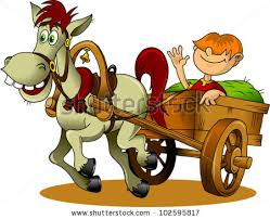 Cart by Horse Cart Stock Images Royalty Free Images U0026 Vectors Shutterstock