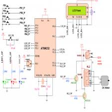 microcontroller based sequential timer for dc motor control