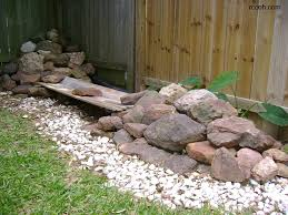 rock garden backyard mtb course pinterest rock gardens and