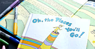 oh the places you ll go graduation gift end of school year tradition graduation gift idea oh the places
