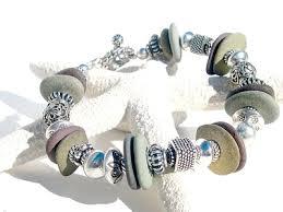 themed bracelets themed basket for sea glass jewelry jewelry