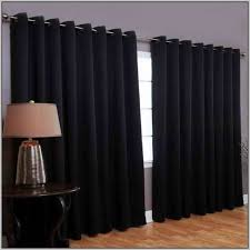 Black Curtains Bedroom Impressive Ideas Black Curtains For Bedroom Black Curtains
