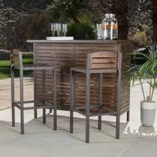 Patio Furniture Bar Height Patio Bar U0026 Bar Height Furniture Wayfair