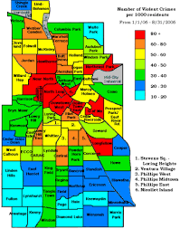 Map Of Minneapolis Crime Map Minneapolis Adriftskateshop