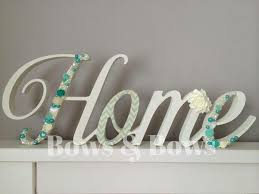 Home Letters Decoration 44 Best Home Sweet Home Images On Pinterest Wood Letters Wooden