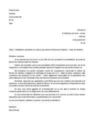 lettre motivation valet de chambre lettre motivation valet de chambre 51 images application letter