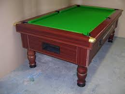 Slate Bed Mayfair 7x4 Slate Bed Pub Pool Table