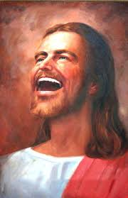 Holy Jesus Meme - jesus laughing image holy pictures of jesus