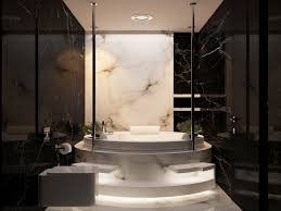 Decor And Floor by Bathroom Exciting Bathroom Decorations With Marble Wall Decor And