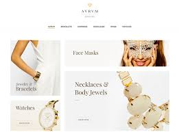 fashion networking sites to advertise your creations 15 jewelry wordpress themes for ecommerce sites 2017 colorlib