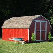 Shed Barns Amish Outdoor Storage Pinecraft Com U2022 Sheds Barns Garbage
