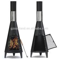 Outdoor Metal Fireplaces - wood burning cast iron outdoor fireplace wood burning cast iron