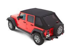 jeep black 4 door bestop 56853 35 trektop nx plus in black diamond for 07 17 jeep
