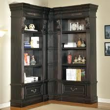 bookcase modern corner shelving units google search corner wall