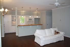 White Ikea Sofa by Mayo Lake Cottage Living Room Beadboard Kitchen Ikea White Sofa