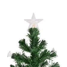 6ft christmas tree goplus 6ft pre lit fiber optic artificial christmas tree w