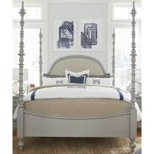 Paula Deen Down Home Nightstand Paula Deen Dogwood King Poster Bed Cobblestone Finish All Beds