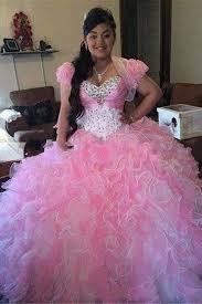 quinceanera dresses pink pink quinceanera dresses luulla