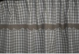 rideau sous evier cuisine rideaux et voilages rideau sous évier chloé