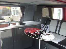 volkswagen westfalia camper interior one of the best i u0027ve seen very simple but great use of space