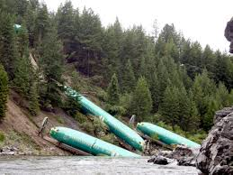 oil electric boeing 737s crash into the clark fork river