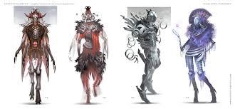 Concept Artist Job Description Character Art Archives Magic Fabric