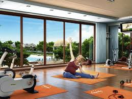 Small Home Gym Ideas Designing A Home Gym With Small Spaces U2014 Indoor Outdoor Homes