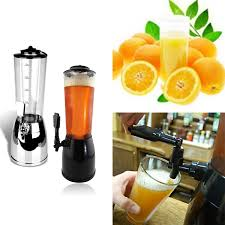Home Beer Dispenser Ice Tube For Wine Juice Soda Water Bar Tool Beer Machine Beverage