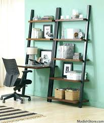 crate and barrel ladder desk articles with crate barrel sloane java leaning desk tag impressive